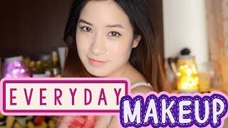 My Everyday Makeup in JAPAN | Instagram Makeup Look | Daily Makeup Routine
