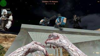 Counter-Strike: Zombie Escape Mod - ze_Cave on Brotherhood