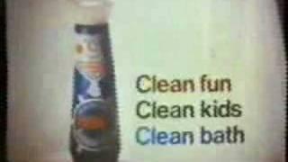 Matey - Clean Kids, Clean Bath, Clean Fun - UK Advert