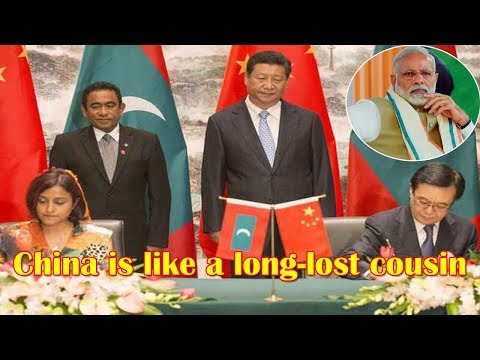 Xxx Mp4 India A Brother China Is Like A Long Lost Cousin Maldives Envoy 3gp Sex