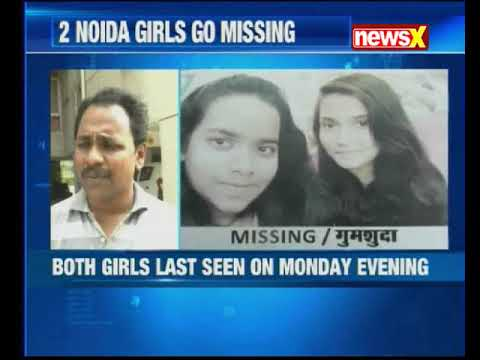 Xxx Mp4 Greater Noida 2 Girls Missing Since Monday Evening CCTV Footage Being Examined 3gp Sex