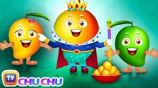 Mango Song (SINGLE) | Learn Fruits for Kids | Educational Songs, Nursery Rhymes for Kids | ChuChu TV