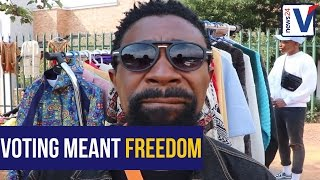 Voting is empowering: Ordinary citizens share their feelings on Freedom Day