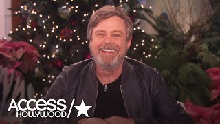 Mark Hamill Reveals He Lost 50 Pounds During