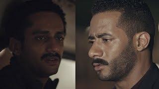 زين قبض علي اخوة طه - مسلسل نسر الصعيد - محمد رمضان