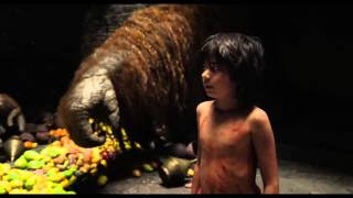 The Jungle Book Official Teaser Trailer #1 2016   Scarlett Johansson, Bill Murray Movie HD   YouTube