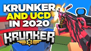The Future of Krunker and UCD in 2020 (gameplay)