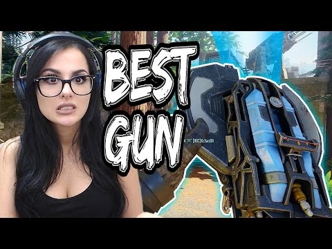 BEST GUN ON BLACK OPS 3