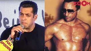 Which celebrity angered Salman Khan? | Saif Ali Khan to do body transformation for THIS film & more