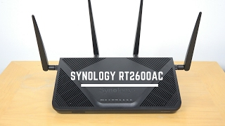 Synology RT2600ac Router: Sly Beast