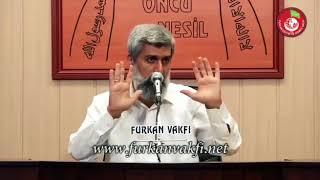 Alparslan Kuytul Hocaefendi'nin Ali Bulaç ile ilgili açıklaması