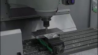 [Technology Video] Cnc Machine 3 Axis : Yz-500Sgatc Cutting Material