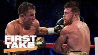 First Take reacts to Canelo Alvarez vs. Gennady Golovkin fight draw | First Take | ESPN