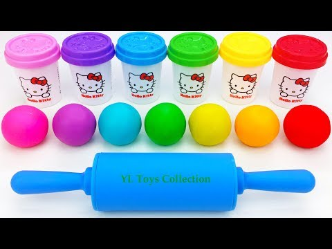 Xxx Mp4 Learn Colors Hello Kitty Dough With Ice Cream Popsicles Molds And Surprise Toys Shopkins 3gp Sex