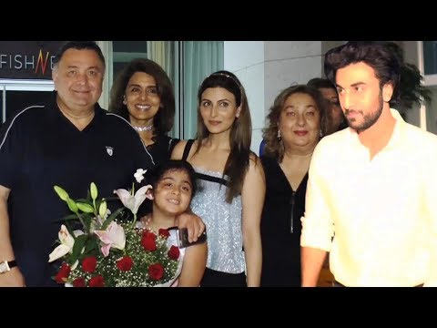 Xxx Mp4 Full Video Ranbir Kapoor S Mother Neetu Singh S Grand Birthday Bash 3gp Sex