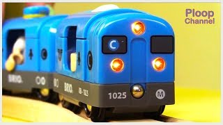 Kid's MEGA Choo-Choo TOY TRAIN COMPILATION for Kids - Children's Animation Videos for kids BRIO Toys