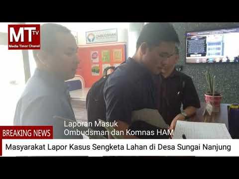 Xxx Mp4 Laporan Masyarakat Desa Sungai Nanjung Masuk Komnas HAM Dan Ombudsman RI 3gp Sex