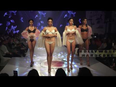 अकेले में ही देखे   Indian Girls in Lingerie   Triumph Fashion Show 2017   Part 1