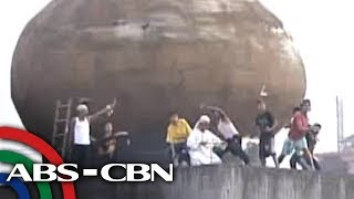 TV Patrol: Demolition in Baclaran turns bloody