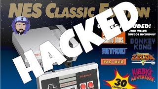 How to HACK NES Classic - Add NEW GAMES to NES Mini   RGT 85