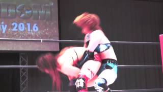 Io Shirai vs Mayu Iwatani Highlights