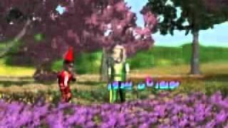 عمونوروز و حاجی فیروز ـ انیمیشن