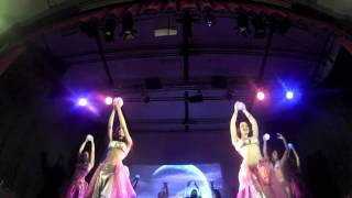 Moon Belly Dance with Maryem Bent Anis