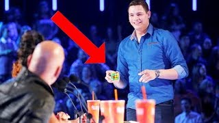 Magic Tricks That Shocked The Judges
