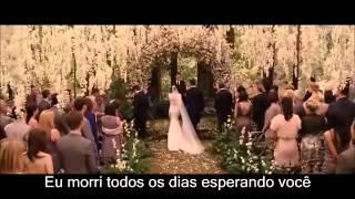 Casamento Edward e Bela - Música tradução