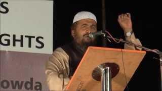 CLEANLINESS & NEIGHBOURS' RIGHTS: A RoadShow - Part 3 (Speech by Shaikh Abdul Azeem Madani)