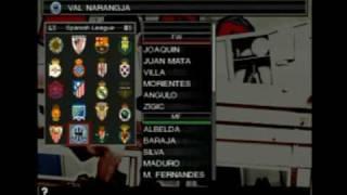 PES 2009 PS2 - A look at... (3/3)
