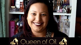 Queen of Oil Organic Argon Oil Review | Casual Beauty UK
