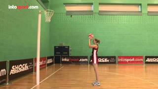 Netball Skills- Basic Shot Technique