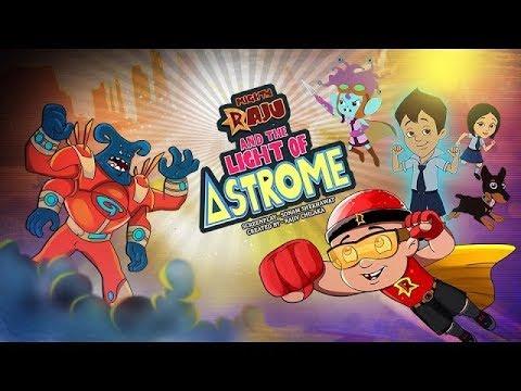 Mighty Raju Light of Astrome Movie Title Track
