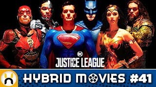 WB Might Lose 100 Million on Justice League What Went Wrong? | Hybrid Movies #41