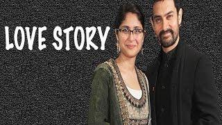 Aamir Khan And Kiran Rao Real Love Story