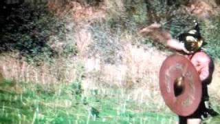 Deadliest Warrior Apache VS. Gladiator