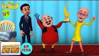 Gilli Danda Competition - Motu Patlu in Hindi - 3D Animated cartoon series for kids - As on Nick