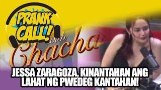 PRANK CALL: Jessa Zaragoza, tinawagan ang fan pero hindi sinagot?