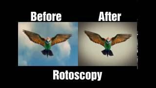 ROTOSCOPY REEL