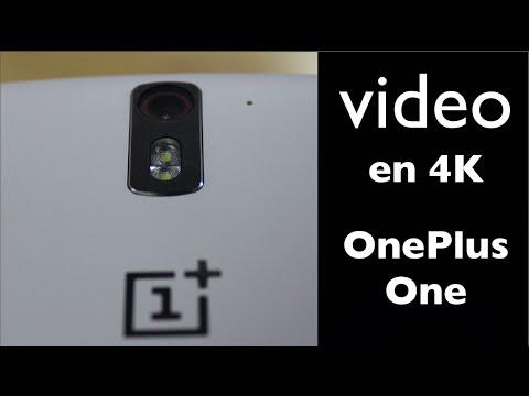 Video 4K OnePlus One