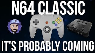 Nintendo 64 Controller Patent - Proof of Incoming N64 Classic Edition?   RGT 85