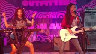 Chloe x Halle Drop Live in Austin Texas