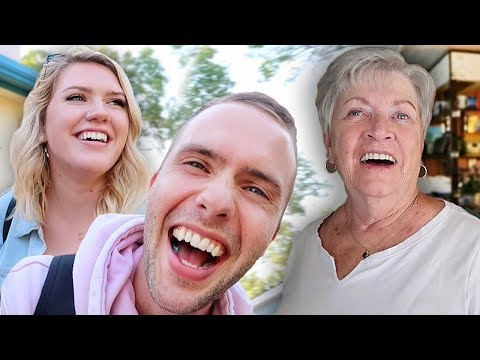 Surprise Made Our Grandma Cry