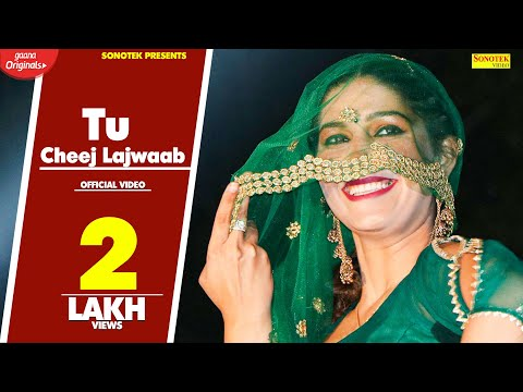 Tu Cheej Lajwaab | Pardeep Boora & Sapna Chaudhary | Raju Punjabi | Haryanvi Audio Song
