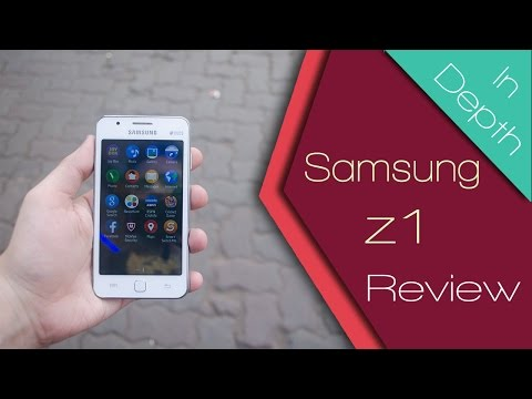 Samsung Z1 (SM-Z130H) 1st Tizen OS Phone Full In Depth Review | Camera, Internet & Performance.