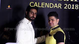 Abhishek Bachchan At Dabboo Ratnani
