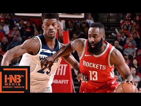 Xxx Mp4 Houston Rockets Vs Minnesota Timberwolves Full Game Highlights Jan 18 2017 18 NBA Season 3gp Sex