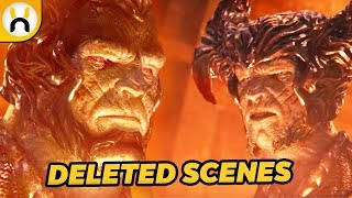 Justice League Darkseid Deleted Scenes Explained