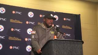 Mike Tomlin reflects on Steelers